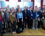Ученици из Холандије у посети Нишу