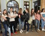 Ученици Пословне школе из Немачке у посети Нишу