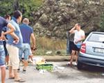 """Драган Маринковић, отац бебе страдале у Македонији: """"Јурио је као метак!"""""""
