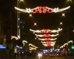Централне градске улице  Нишу затворене данас од 20 сати