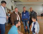 Министар Удовичић посетио Лесковац