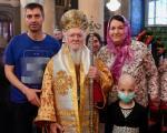 Мајка мале Миле: Бескрајно смо захвални васељенском патријарху Вартоломеју на помоћи!