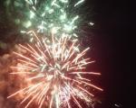 Doček Nove godine na više lokacija u Nišu, na Trgu kralja Milana Željko Samardžić