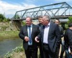Илић: Влада ће помоћи Лесковцу да се реши поплава