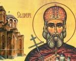 Данас је Свети мученик цар Лазар - Видовдан