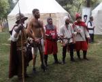 Srednjovekovni vitezovi pobedonosno ušli u Nišku tvrđavu (FOTO)