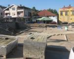 Реконструкција централног трга у Владичином Хану
