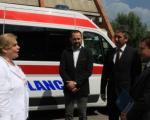 Nova oprema i ambulatno vozilo za zdravstvenu zaštitu