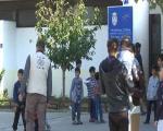 Вакцинација деце миграната у врањском Прихватном центру