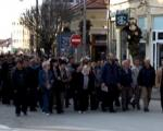 Јумко: Радници блокирали управу, траже Вучића