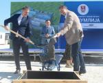 Вучић положио камен темељац за фабрику наменске индустрије: Дуго сам чекао да дођем у Куршумлију