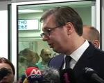 Vučić u Vranju: Albanci neće stići ni do Niša, ni do Vranja!