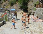 Почела сезона купања на Вучјанки крај Лесковца