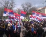 """Vuk Jeremić predvodio u Nišu """"Šetnju za slobodu"""" (FOTO)"""