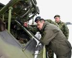 Вулин у Нишу: Убрзано модернизујемо нашу Војску