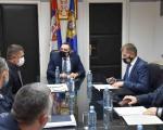 Смењен Драган Пешић начелник саобраћајне полиције Полицијске управе у Нишу