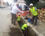 Већ пола посла урађено на замени водоводне мреже
