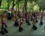 Sportisti, rekreativci i deca vežbali na niškoj Tvrđavi
