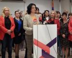 Članice SNS Nišavskog okruga: Dokle će država da toleriše nasilje nad ženama i nasrtaje na političke neistomišljenike?