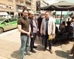 """Umesto protesta, otvorena prva """"Slobodna zona"""" u Nišu"""