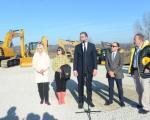 Вучић на почетку изградње Моравског коридора: Поносан сам, свуда ћемо моћи да идемо ауто-путем!