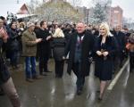 Зорана Михајловић обећала завршетак обилазнице око Лесковца