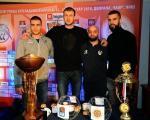 Večiti rivali tek u finalu: Kuglice odredile raspored Kupa Radivoja Koraća!