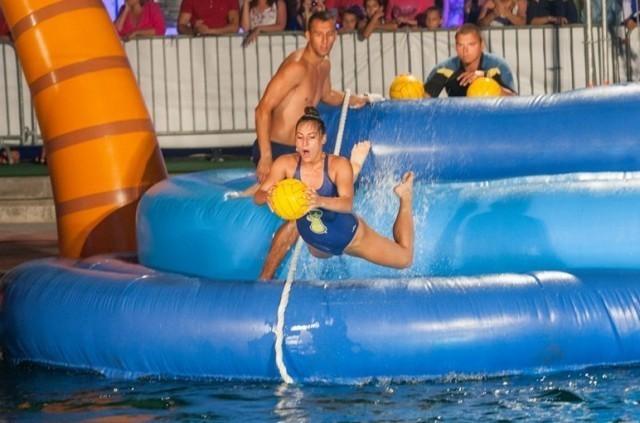 """""""Игре без граница"""", адреналин и спорт на базену """"Јумка"""" у Врању"""