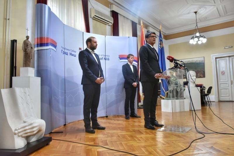 Grad Niš: Pozitivan trend rasta broja avio-linija sa niškog aerodroma