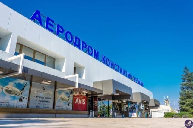 Аеродром Константин Велики Ниш