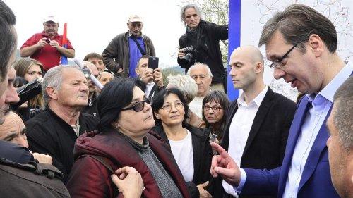 """""""Tako je, pobratime Vučiću!"""" (video)"""