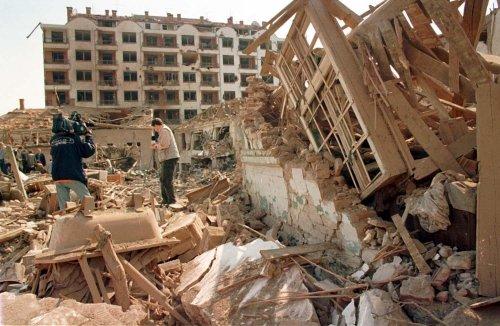 Aleksinac 1999. Foto: Internet stranice