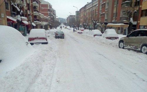 Главна улица у Алексинцу Фото Д. Остојић
