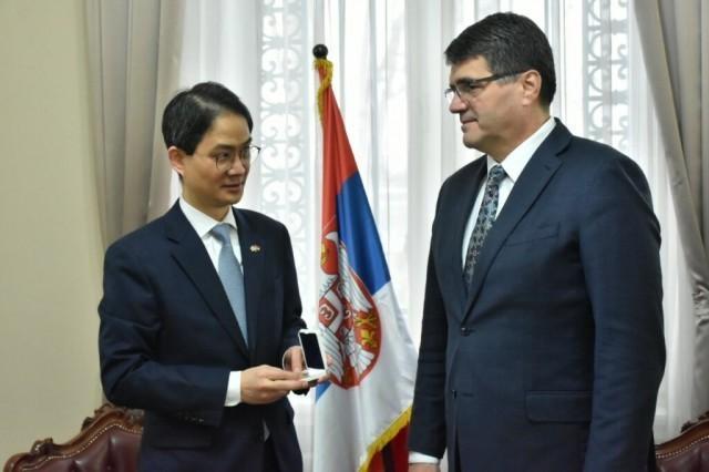 Poseta ambasadora Južne Koreje Nišu