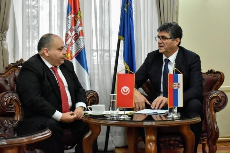 Амбасадор Туниса боравио у Нишу