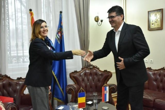 Румунија подржава Србију на европском путу