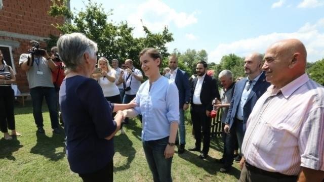 Nakon žalbe premijerki Brnabić, selo Tmava u Toplici za 15 dana dobilo put