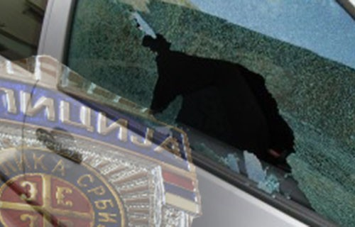 Сврљижанину кривична пријава због паљења аутомобила у Нишу