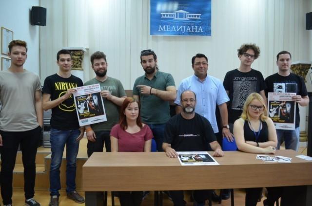 У ГО Медијана организован пријем за представнике бендова Медијана Балканрок феста