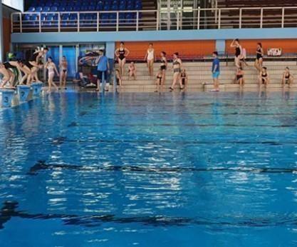 Најновије са нишког ДИФ-а: Обука за инструкторе пливања и фитнес тренинга за особе са инвалидитетом