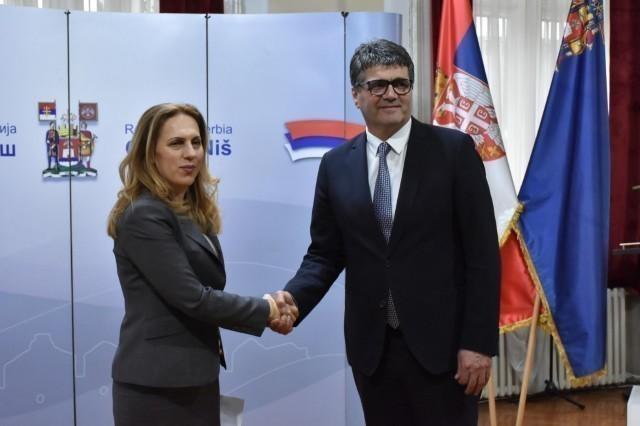 Bulatović: Želimo bolju saradnju sa Bugarskom