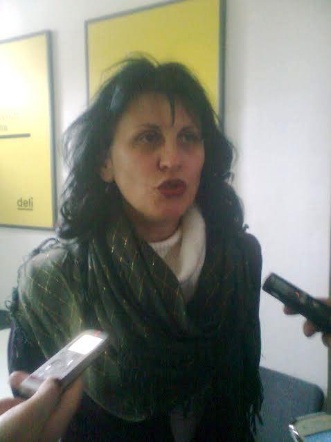 Валентина Крстић узбуњивач из Ниша, Фото: Јужна Србија