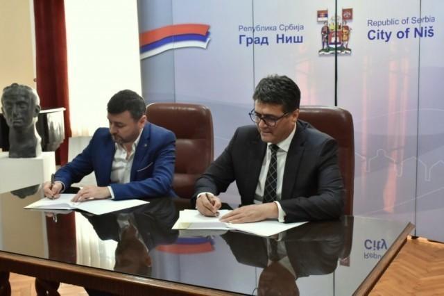 Ниш и Ћуприја заједно у пројекту унапређења и транспарентности имовине и јавне администрације