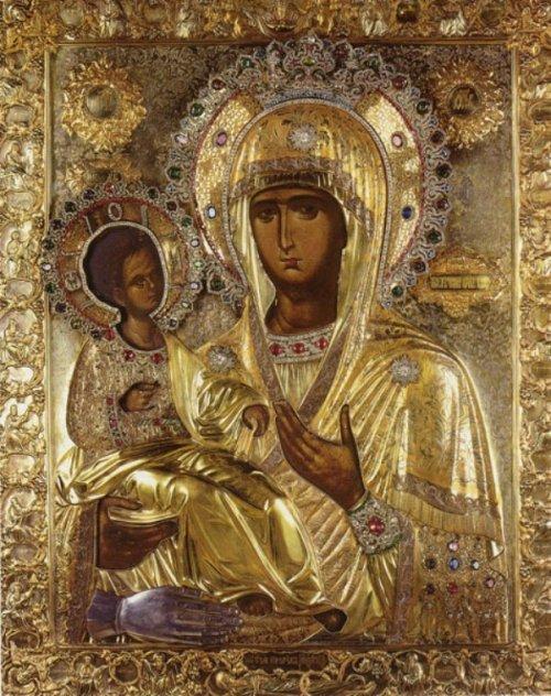 Praznik: Čudotovorna Ikona Presvete Bogorodice Trojeručice