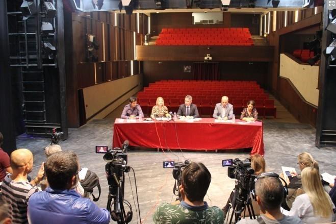 """Najsavremenije  u Srbiji: Sutra se otvara renovirano pozorište """"Bora Stanković"""" u Vranju"""