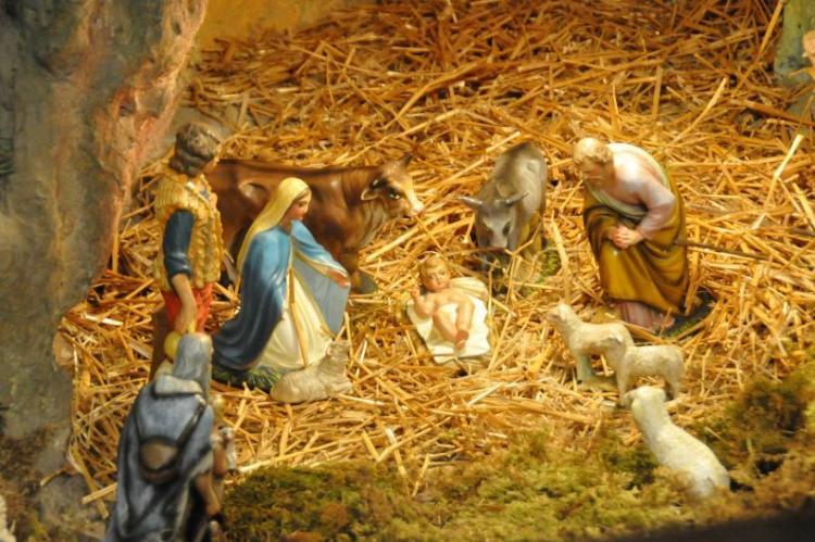 Данас се слави Божић по грегоријанском календару