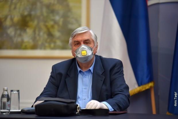 Tiodorović: Tražićemo strože mere  Foto: Tanjug, RTS