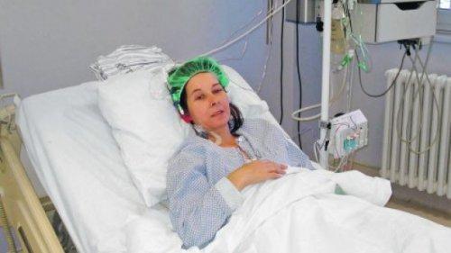 Драгана Тодоровић: Мама ми је дала бубрег и могућност да водим нормалан живот, да не морам да будем везана по четири сата за апарат за дијализу. Фото. Б.Јанчковић