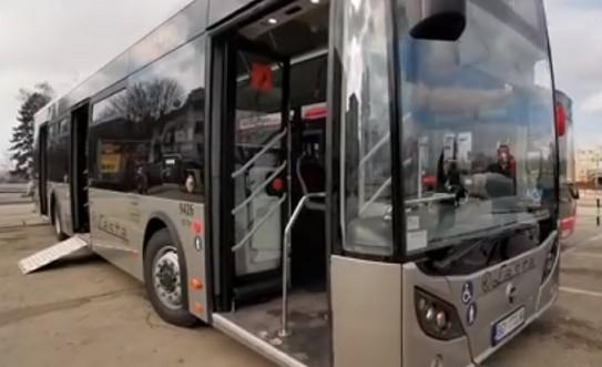 Novi gradski autobusi od 1. februara