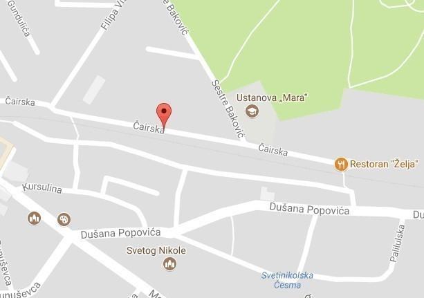 Редовно грејање за становнике улица Сестре Баковић и Чаирске, од сутра